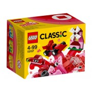 LEGO Cutie rosie de creativitate (10707)