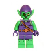 LEGO® Juniors Marvel Spider-Man Super Heroes Minfigure - Green Goblin (10687)