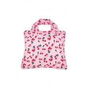 Cherry Lane torba ekologiczna CL.B5 (różowy-wzór)
