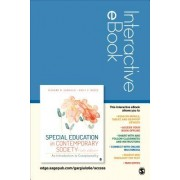 Special Education in Contemporary Society Interactive eBook 6e: An Introduction to Exceptionality