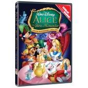 Walt Disney - Alice in tara minunilor (DVD)