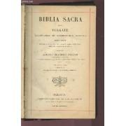 Biblia Sacra Juxta Vulgatae Exemplaria Et Correctoria Romana - Denuo Edidit Divisionibus Logicis Analysique Continua Sensum Illustrantibus.