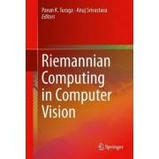 Riemannian Computing in Computer Vision 2016 by Pavan K Turaga