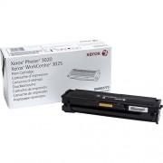 Toner XEROX pentru Phaser 3020/WorkCentre 3025, Black
