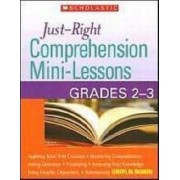 Just-Right Comprehension Mini-Lessons by Cheryl Sigmon