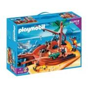 Playmobil Super Set Pirate Island