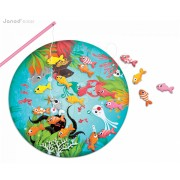 Mágneses társasjáték gyerekeknek Aquanemo Janod 6 éves kortól