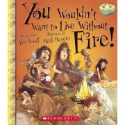 You Wouldn't Want to Live Without Fire! by Professor Alex Woolf