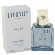 Eternity Aqua For Men By Calvin Klein Eau De Toilette Spray 1.7 Oz