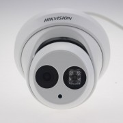 Camera IP 4Megapixel 1080p EXIR DomeIR Hikvision DS-2CD2342WD-I + Discount la kit (Hikvision)