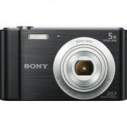 Cámara Digital Sony Cyber-Shot DSC-W800 21.5px Negro