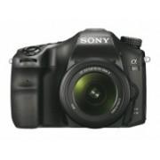 Cámara Digital Sony Alpha A68, 24.2MP, Negro