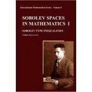 Sobolev Spaces in Mathematics by Vladimir Maz'ya