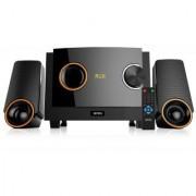 Intex IT-212 SUFB 2.1 Computer Multimedia Speakers (Black)