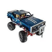 LEGO TECHNIC 4x4 Crawler Exclusive Edition Set 41999 (japan import)
