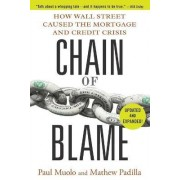 Chain of Blame by Paul Muolo