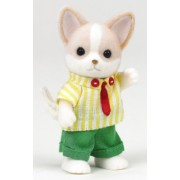 Father Lee -71 of Sylvanian Families doll set Chihuahua (japan import)