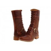Bota Timberland Earthkeepers Bethel Buckle Mid Lace Marrom