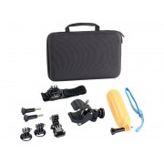 10in1-Zubehör-Set für Action-Cam DV-4017.WiFi, DV-850.WiFi und GoPro®