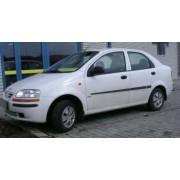 Bandouri protectie usa Chevrolet Kalos / Aveo Sedan F5
