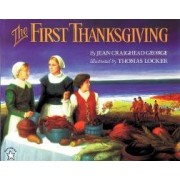 First Thanksgiving by J. George