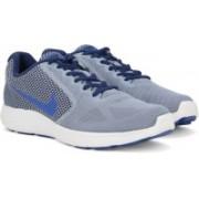 Nike REVOLUTION 3 Running Shoes(Blue)