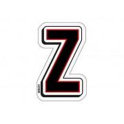 Sticker Black Z Schutz