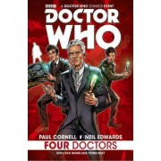 Doctor Who: Four Doctors by Paul Cornell