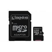 SECURE DIGITAL CARD MICRO. 64G KINGSTON (class10) (SDC10G2/64GB)