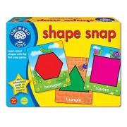Orchard Toys - Accoppia le forme (Shape Snap), Gioco di carte educativo [Lingua inglese]