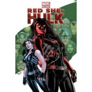 Red She-Hulk: Hell Hath No Fury (Marvel Now) by Jeff Parker