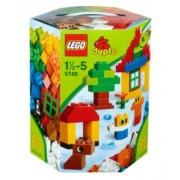 Lego Duplo Creative Building Kit ~ 85 Pieces 5748 Ages 1 - 5