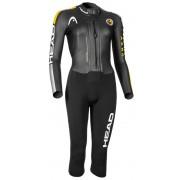 Head ÖTILLÖ Swimrun Aero Suit Dames zwart M 2017 Triathlon kleding