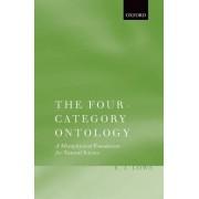 The Four-Category Ontology by E. J. Lowe