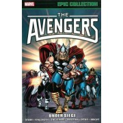 Avengers Epic Collection: Under Siege by Roger Stern