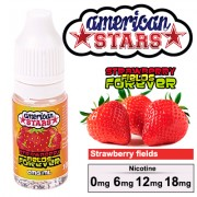 E-LIQUIDE AMERICAN STARS STRAWBERRY FIELDS FOREVER