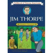 Jim Thorpe by Guernsey Van Riper