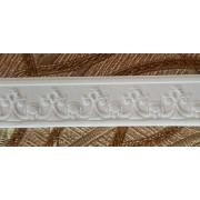 Decor 3D bordura stucatura pentru perete/tavan 3D (in relief)