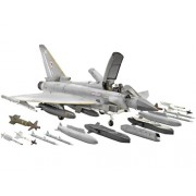 Revell 04689 - Eurofighter Typhoon Twin Seater Kit di Modello in Plastica, Scala 1:48