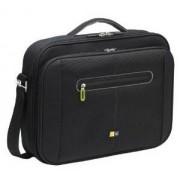 Case Logic PNC218 - Notebook-Tasche Schwarz/Grün bis 18 Zoll