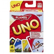 Disney Planes - Fire and Rescue Uno Card Game