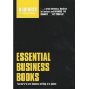 Essential Business Books by Jonathan Glasspool