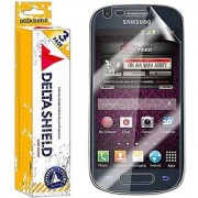 h i DeltaShield BodyArmor - Samsung Galaxy Ring Screen Protector - Premium HD Ultra-Clear Cover Shield with Lifetime War