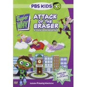 Super Why: Attack of the Eraser [USA] [DVD]