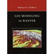 GIS Modeling in Raster by Michael N. DeMers
