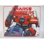 Optimus Prime - Takara Transformers Collection TFC 0