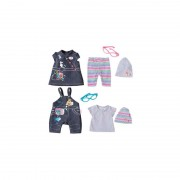 Zapf Creation 822210 Baby Born Deluxe Jeans Collection