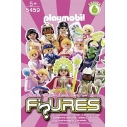 Playmobil - 6 Series Girl Themed Mystery Figure - PACK (random figure) (#5459)