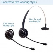 GN Netcom GN 9120 Flex Accessory Headset, Cuffie (semi aperte) wireless con radio