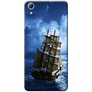 NainzTM Designer Printed Back Cover For HTC Desire 628